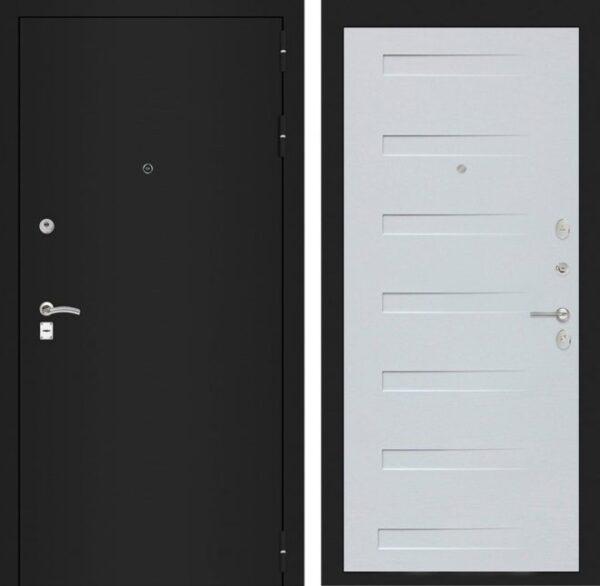 Серия «GARANT» модель №24 Дуб кантри белый горизонтальный
