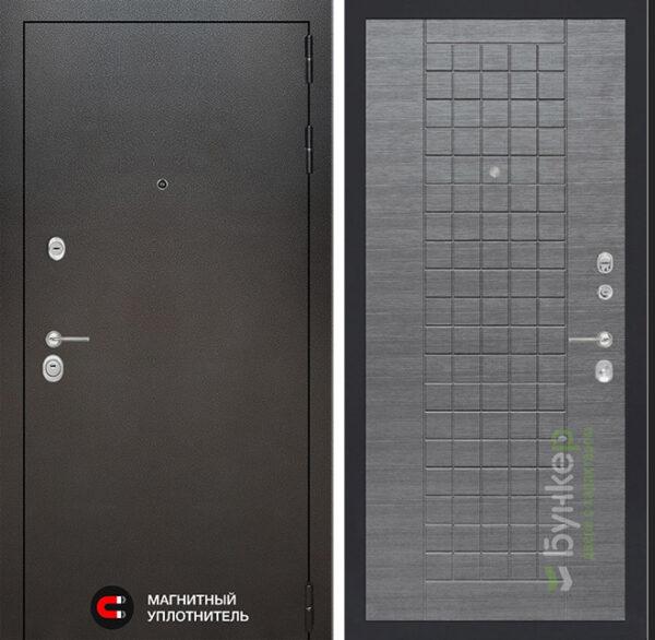 Серия «LOFT» модель №12 Лен серый