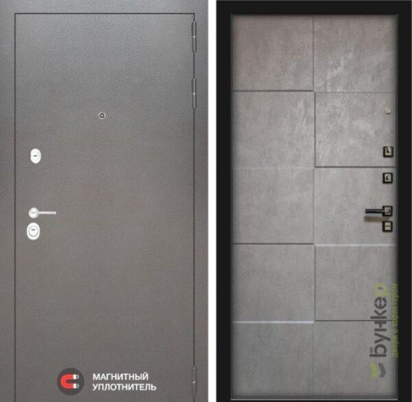 Серия «SILVER» модель №35 бетон бежевый