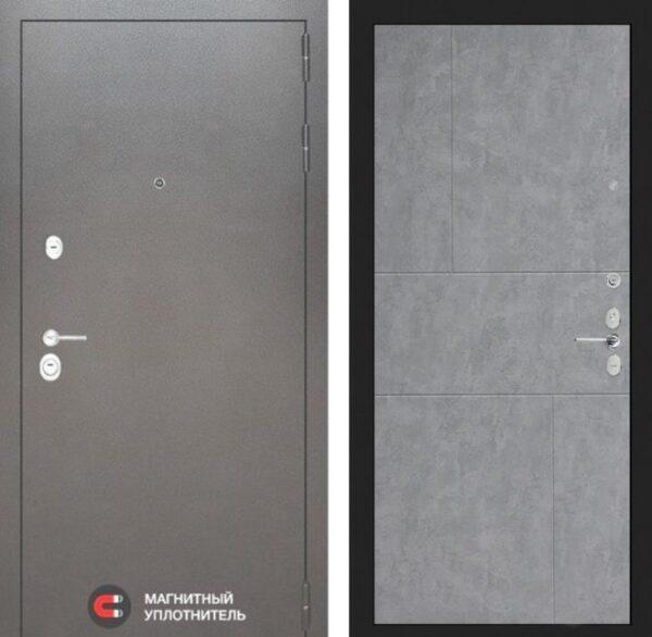 Серия «SILVER» модель №42 бетон серый