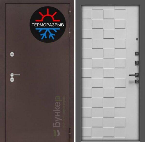 серия «ТЕРМО-3» модель№32 белый софт