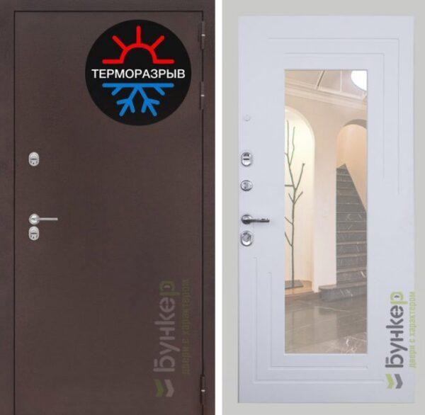 серия «ТЕРМО-3» модель№44 белый софт