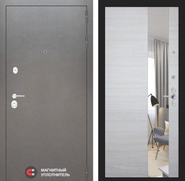 16мм MDF панель с зеркалом, цвет «акация светлая»