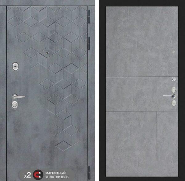 «BETON» модель №42 бетон серый