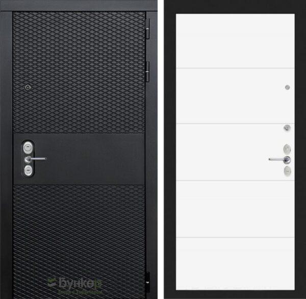 «BLACK» модель № 21 белый софт