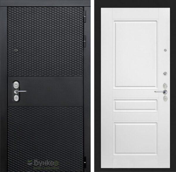 «BLACK» модель № 8 белый софт